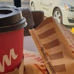 صورة فوتوغرافية لـ مقهى ومخبزة تيم هورتون