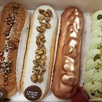 Eclairs to die for!!!