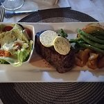 Wonderful steak !!