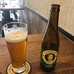 Cerveza artesanal y alimentos de cercania