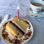 صورة فوتوغرافية لـ Tea at 18 ( the lovely little tea room )