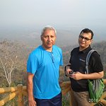 In front of Keshkal Valley