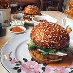 Dokonalý burger.