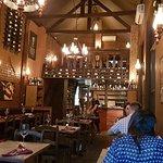 Foto de The Raven Restaurant
