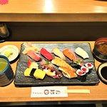 ภาพถ่ายของ Sakanaya No Maru Zushi, Shin Osaka