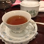 Nutcracker Sweet tea, yum!