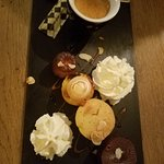 Great cafe Gourmand