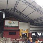 Restaurante Point de Grumari