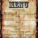 menu 2019