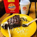 Bilde fra XO Belgian Waffles