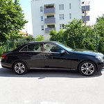 Luxury Airport Taxi Zagreb