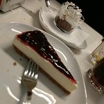 Cheesecake y mouse casera