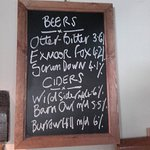 Beer & Cider List
