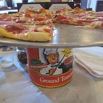 Cool Pizza Stand!