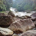 Phrom Lok Waterfall-bild
