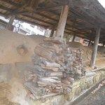 noborigama kiln up the street