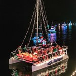 2018 lighted boat padre