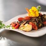 Genießen Sie eine feine Mahlzeit in unseren Restaurant