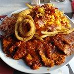 Pork Cheddar BBQ