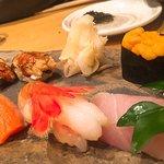 お寿司以外にも、旬な食材がたくさん!