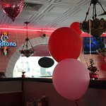 cute decorations for VDay