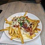 Parmesan Bacon Truffle Fries