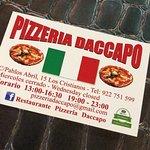 Foto de Pizzeria Daccapo