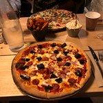 Doreen's Black Pudding ‐ crispy bacon and Spanish chorizo