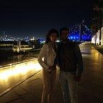 Open deck at Burj Al Arab