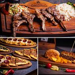 Dinner in Anatolia. Halal food and shisha and nargila. The best turkish restaurant in Warsaw