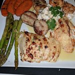 Texas Gulf Coast Snapper (can be and should be shared) Scrumptious. 5 stars.