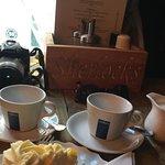 Bilde fra Sherlock's Coffee House