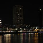 Evening at Boat Quay