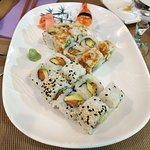 Makis et sushi.