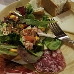 Salad with tuna was outstanding! My husband even liked it and he is very very picky!