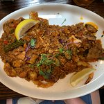 My wife said the Jambalaya was excellent. There was so much food on the plate she couldn't eat h