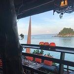 Bilde fra On The Rocks Restaurant at Serendipity