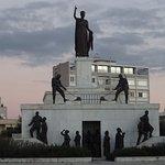 Никосия (Лефкосия). Монумент Свободы, 2 февраля 2019 года...