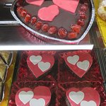 Sweet hearts for your sweetheart