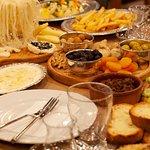 Gonya Sufrasında 42 Çeşit Serpme Kahvaltı