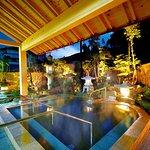 庭園露天風呂(ナトリウム・カルシウムー塩化物温泉)
