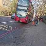 London Buses ภาพถ่าย