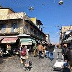 Les alentours de Mahane Yehuda Market