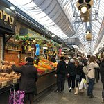 Mahane Yehuda Market de jour
