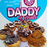 Daddy donuts Norwich tasty selection of donits