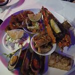 Seafood Platter for two - amazing!