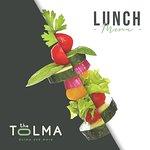 Յուրաքանչյուր աշխատանքային օր` ժամը 12:00-15:00-ը, սպասում ենք ձեզ:  Մեր լանչի յուրահատուկ մենյուն այնքան հագեցած է և համեղ, որ անհնար է հրաժարվել:  #The_Tolma #Restaurant #lunch #հայկական_ավանդական_ուտեստներ #եվրոպական_և_հայկական_խոհանոց #lunch_menu