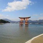 Itsukushima Shrine – fotografija