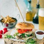 The Palapa Burger