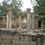 los restos de la Sinagoga